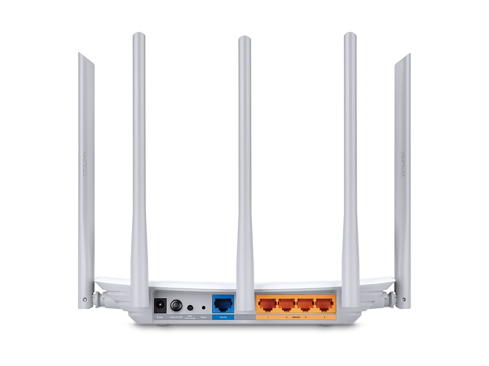 Roteador Tp-link Wireless Dual Band Ac1350 Archer C60