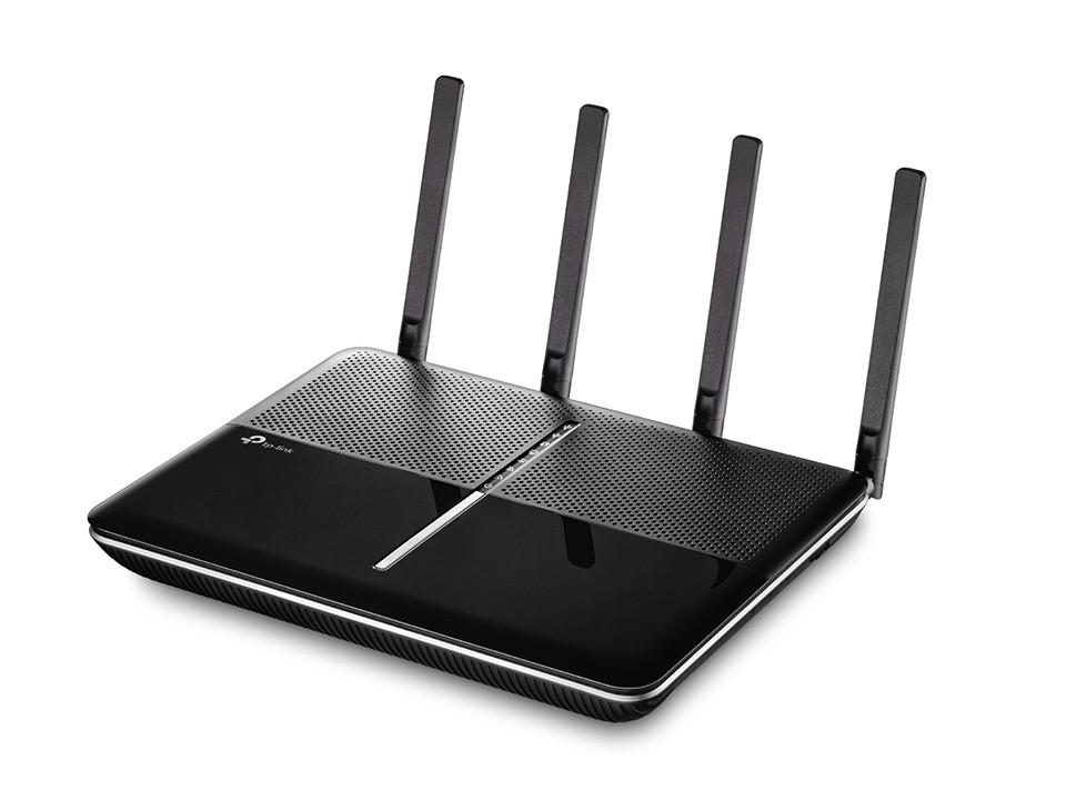 Roteador Wi-fi Ac3150 Dual-band Mu-mimo Tp-link Archer C3150