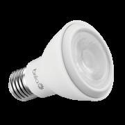 Lâmpada LED PAR20 7W Branco Quente Bivolt BRILIA