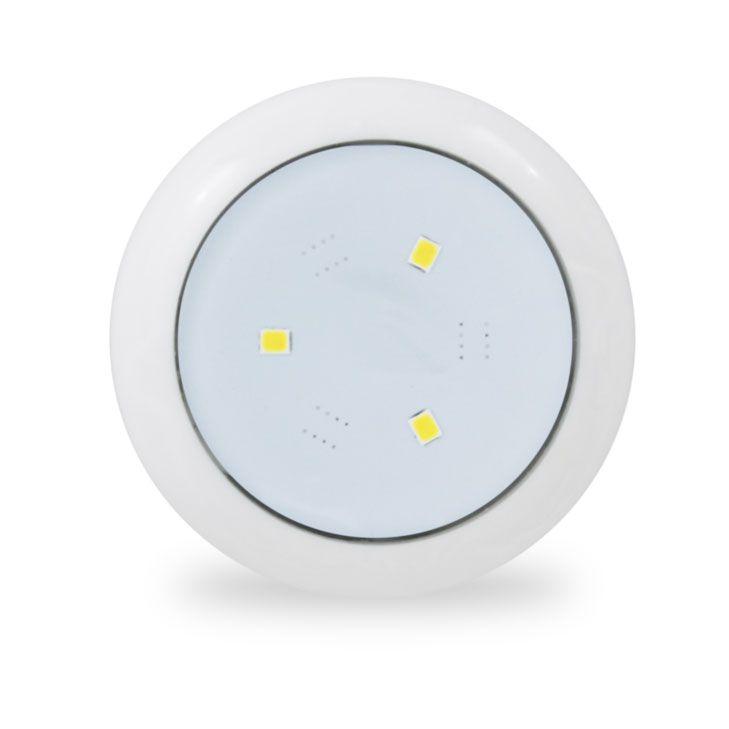 Luminária de Led Piscina Led 5W 12V RGB Multicolor 6,3 cm