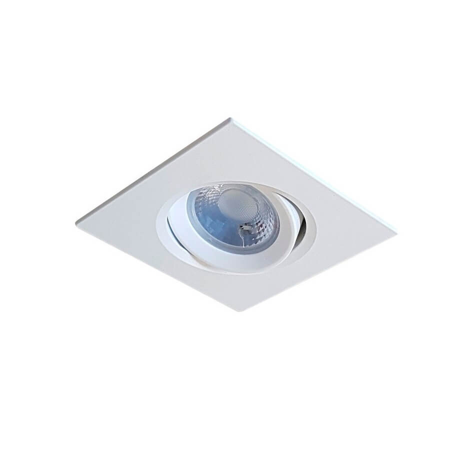 Spot de Embutir Led Quadrado Easyled 3W