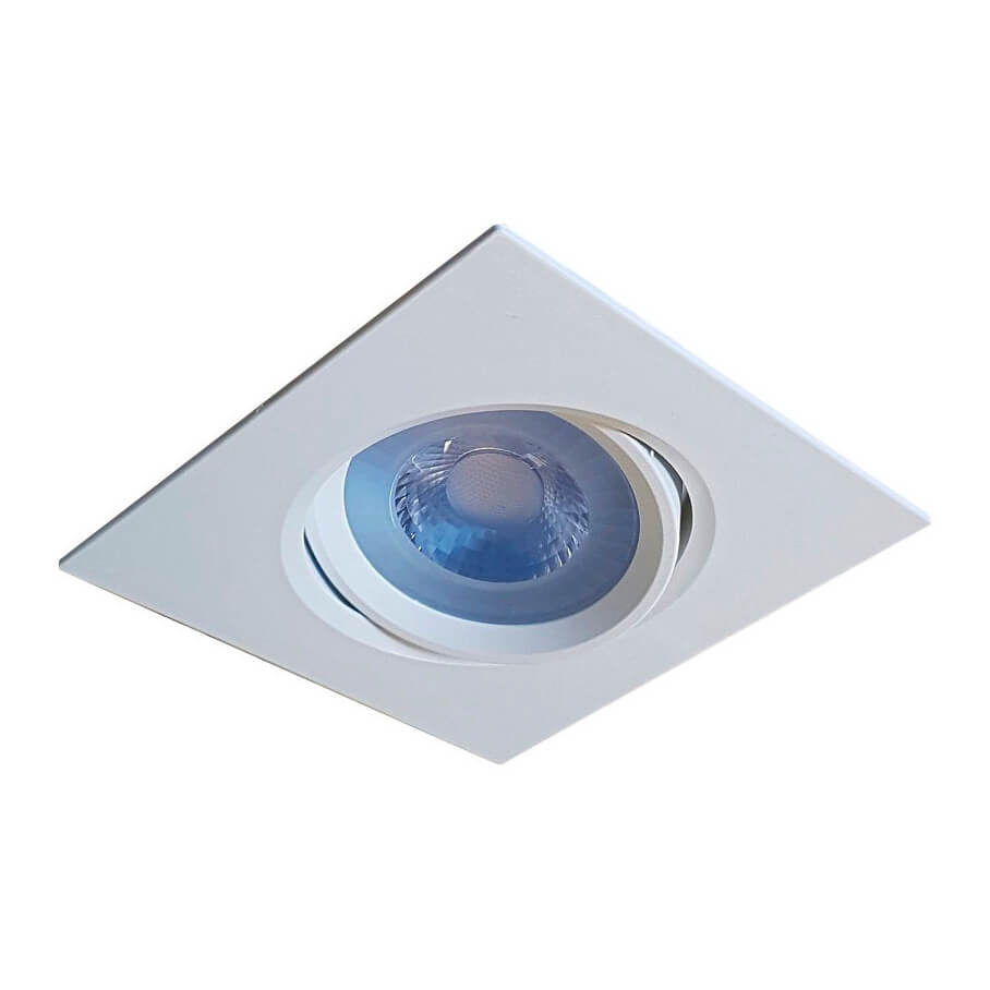 Spot de Embutir Led Quadrado Easyled 7W