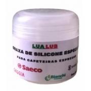 Lua Lub - Graxa de Silicone Especial para Cafeteiras Expresso - 25gr.