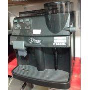 Máquina de Café Expresso Saeco Vienna Superautomática 110V Usada (Semi Nova)