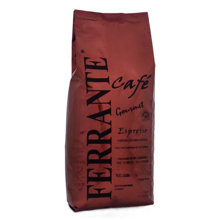Café Gourmet Em Grãos Ferrante 1kg