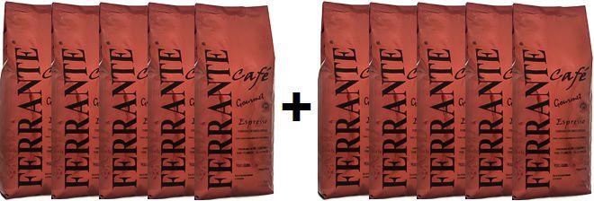 Café Gourmet Em Grãos Ferrante 10 kg