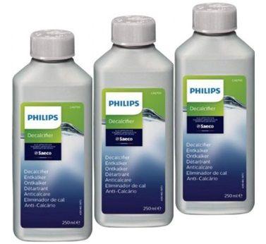 Novo Descalcificante Philips Saeco Original - Kit c/ 03 unidades