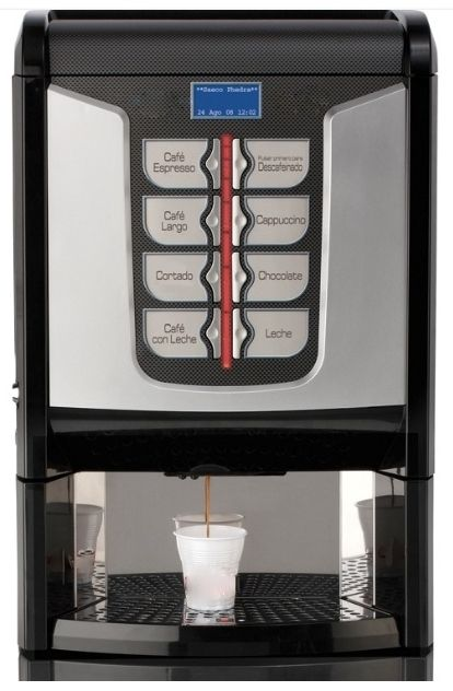 Saeco Phedra Cafeteira Expresso Automática (Semi Nova)