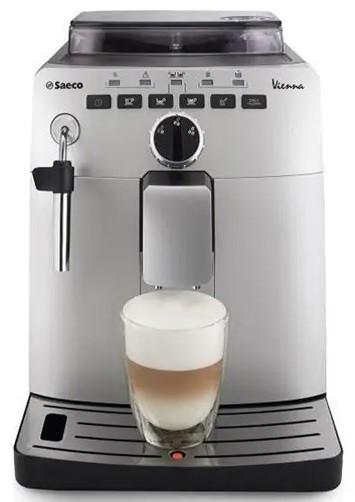 Máquina de Café Expresso Saeco Vienna OCS - 110V Usada (Semi Nova)