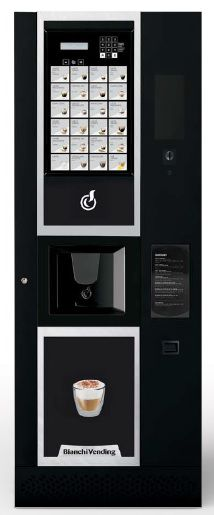 Máquina de Café Expresso Bianchi LEI 400 Easy