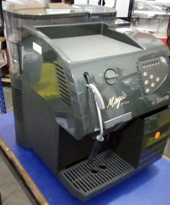 Maquina de Café Expresso (Semi Nova) Saeco Magic de Luxe - 110V