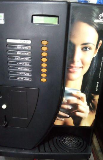 Máquina de Café Solúvel Sprint I5S Usada (Semi Nova)