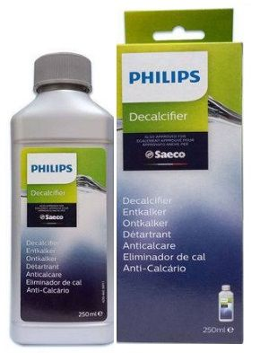 Novo Descalcificante Philips Saeco Original - 250ml