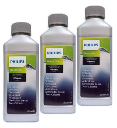 Novo Descalcificante Philips Saeco Original - Kit c/ 03 unidades