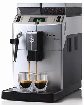 Saeco Lirika Cafeteira Expresso Automática Café em Grãos 110V