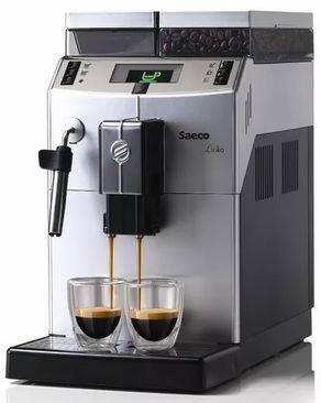 Saeco Lirika Cafeteira Expresso Automática Café em Grãos 220V