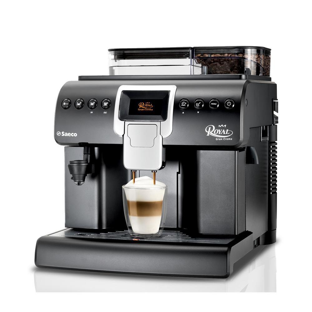 Saeco Royal Gran Crema Cafeteira Expresso Automática
