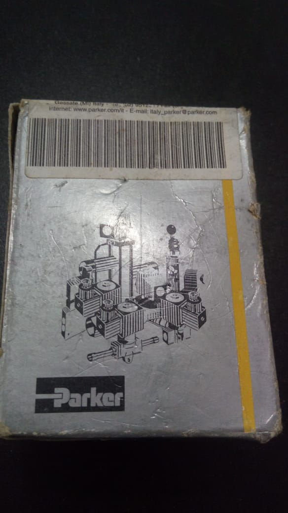 Válvula Parker de 03 vias (Nova)