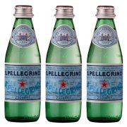 Água Mineral S. Pellegrino Gaseificada 250ml 03 Unidades