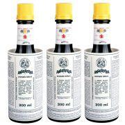 Bitter Angostura Aromatic 200ml 03 Unidades