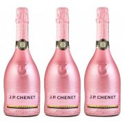 Espumante Jp Chenet Ice Edition Rose 750ml 03 Unidades