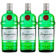 Gin Tanqueray London Dry 750ml 03 Unidades