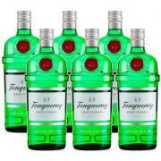 Gin Tanqueray London Dry 750ml 06 Unidades
