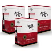 Kit 03 Un. Vinho Casa Perini Arbo Caber Sauv. Bag in Box 3Lt
