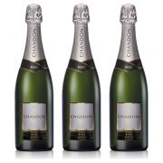 Kit 03 Unidades Espumante Chandon Riche Demi-Sec 750ml