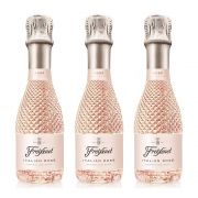 Kit 03 Unidades Mini Espumante Freixenet Italian Rosé 200ml