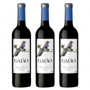Kit 03 Unidades Vinho Gaião Tinto 750ml