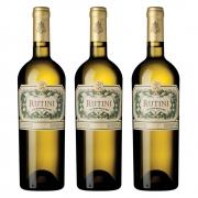 Kit 03 Unidades Vinho Rutini Sauvignon Blanc 750ml