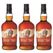 Kit 03 Unidades Whisky Buffalo Trace 750ml