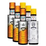 Kit 06 Un. Bitter Angostura 100ml 03 Aromatic 03 Orange