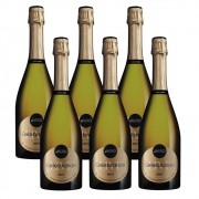 Kit 06 Un. Espumante Ponto Nero Live Celebration Brut 750ml