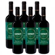 Kit 06 Un. Vinho Caparzo Brunello Di Montalcino DOCG 750ml
