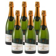 Kit 06 Unidades Espumante Cava Don Román Brut 750ml