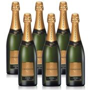 Kit 06 Unidades Espumante Chandon Réserve Brut 750ml