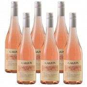 Kit 06 Unidades Vinho Garzón Estate Pinot Noir Rosé 750ml