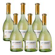 Kit 06 Unidades Vinho JP Chenet Chardonnay 750ml