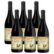 Kit 06 Unidades Vinho Premier Rendez-Vous Pinot Noir 750ml