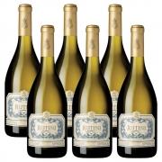 Kit 06 Unidades Vinho Rutini Chardonnay 750ml
