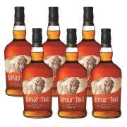 Kit 06 Unidades Whisky Buffalo Trace 750ml