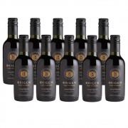 Kit 10 Un. Mini Vinho Casa Valduga Origem Cabernet 187ml
