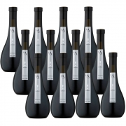 Kit 12 Unidades Mini Vinho Luiz Argenta Jovem Shiraz 250ml