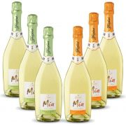 Kit Espumante Freixenet Mia 03 Fresh 750ml e 03 Fruity 750ml