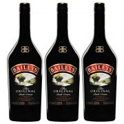 Licor Baileys 750ml 03 Unidades