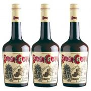 Licor Strega Cream 700ml 03 Unidades