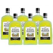 Licor Villa Massa Limoncello 700ml 06 Unidades