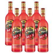 Margarita Mix Jose Cuervo Morango 1 Lt 06 Unidades
